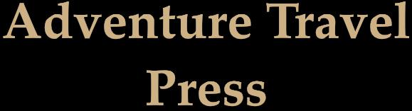 Adventure Travel Press